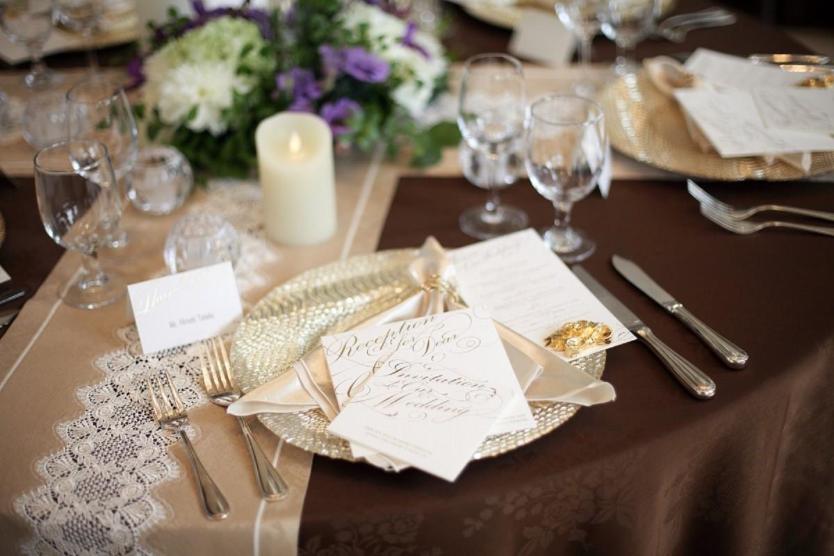 予算内で満足の結婚式