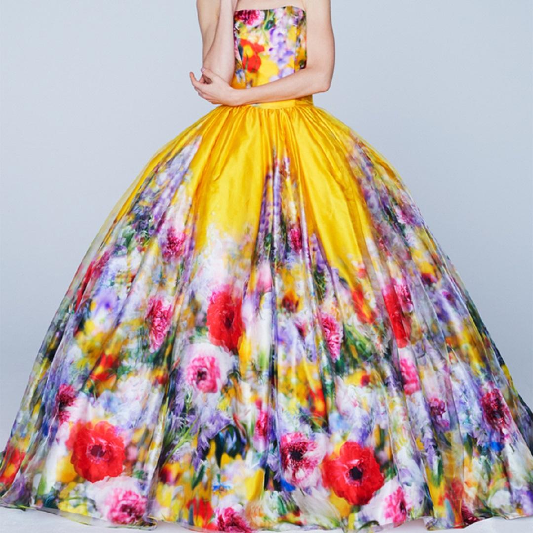 MIKA NINAGAWA(蜷川実花)ドレス無料試着フェア