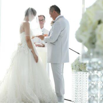 本当に結婚式をして良かったと心から思いました!